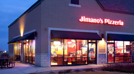 Jimano's Pizzeria in McHenry, IL | Pizza Near Me in McHenry