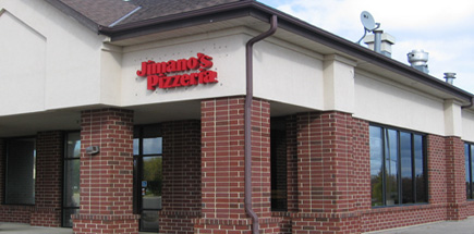 Jimano's Pizzeria in Pleasant Prairie, WI | Pizza Near Me in Pleasant Prairie