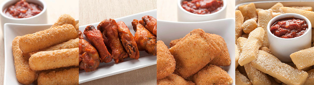 Catering appetizers options near me